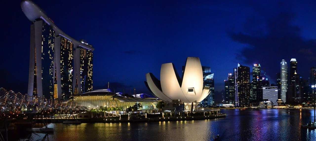 Lo Skyliner di Singapore