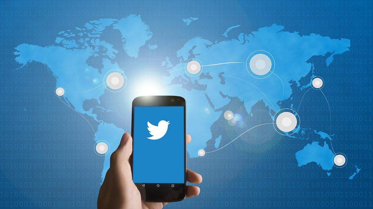 Twitter nel mondo