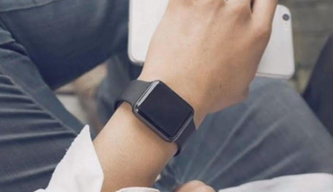 Smartwatch Micro LED