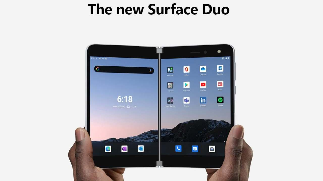 New Surface Duo