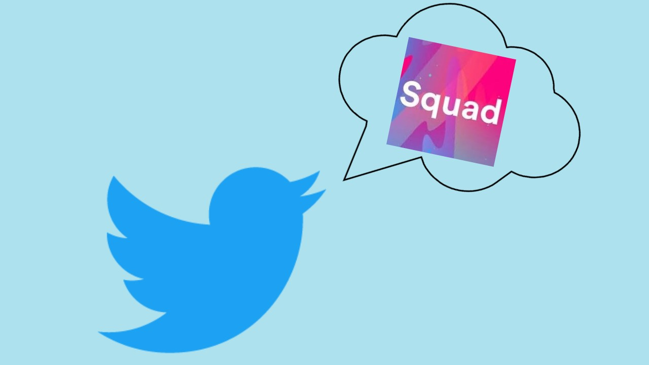 Squad acquistata da Twitter