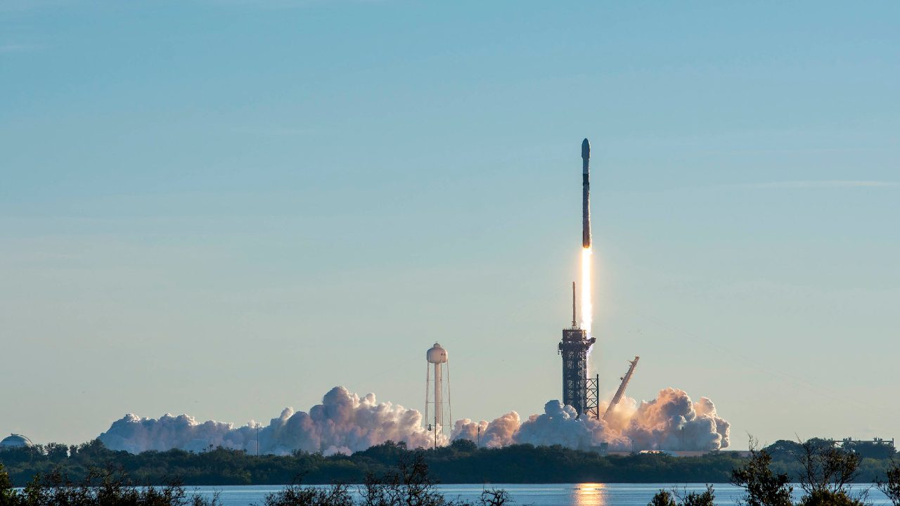 Lancio SpaceX (SpaceX)