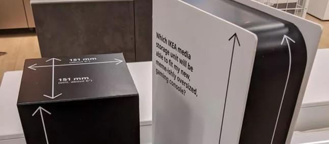 PS5 e Xbox Series X: IKEA
