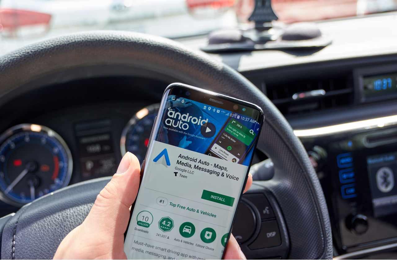 Android Auto (Adobe Stock)