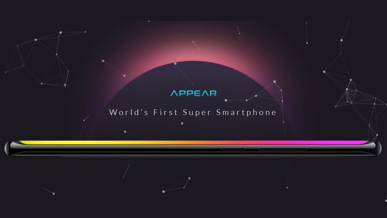 Appear smartphone