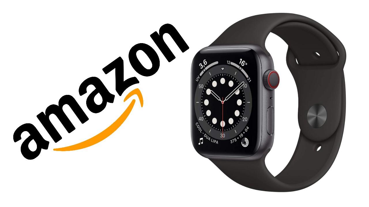 Apple Watch Series 6 su Amazon