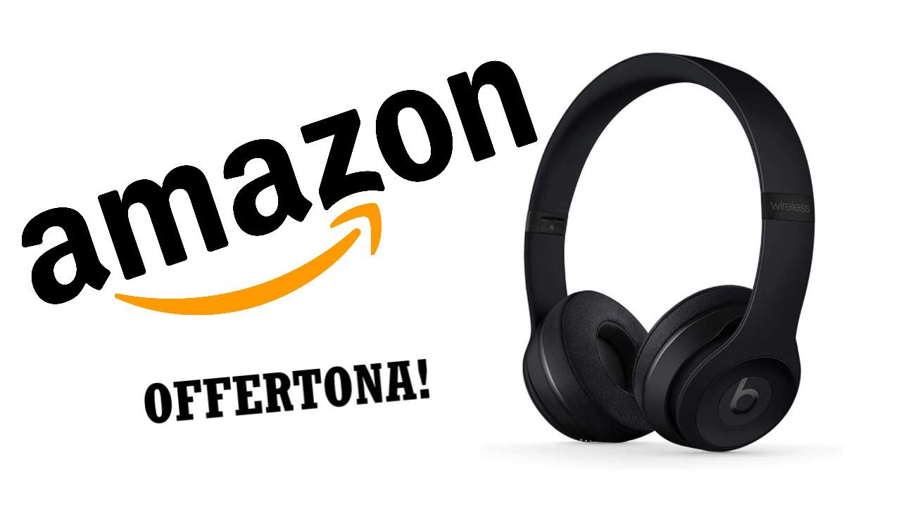 Beats Amazon