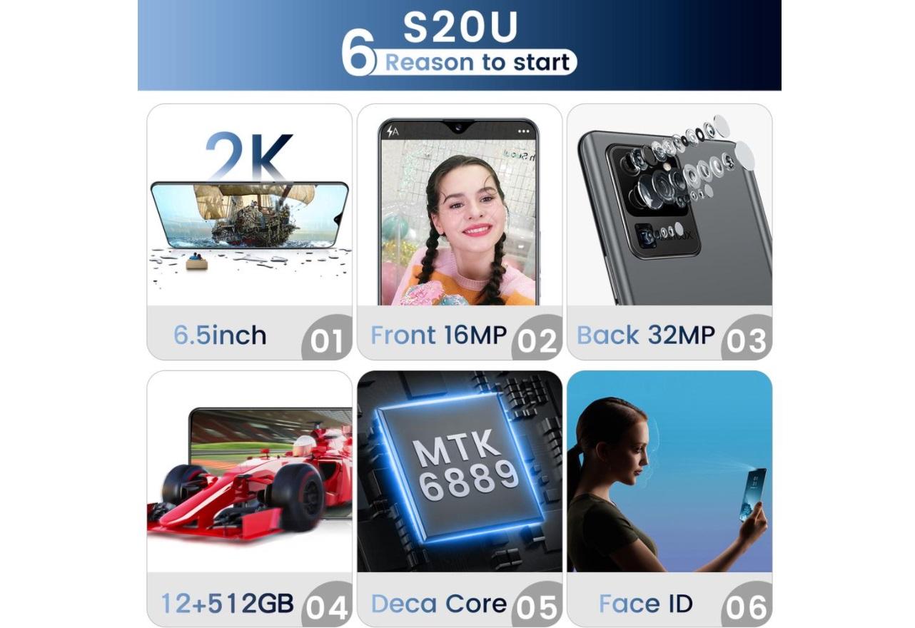 Coospy S30U - caratteristiche tecniche