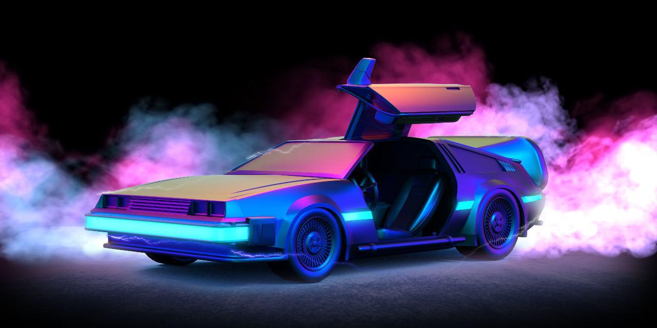 DeLorean (Adobe Stock)