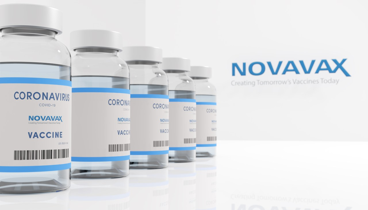 Fiale Novavax (Adobe Stock)