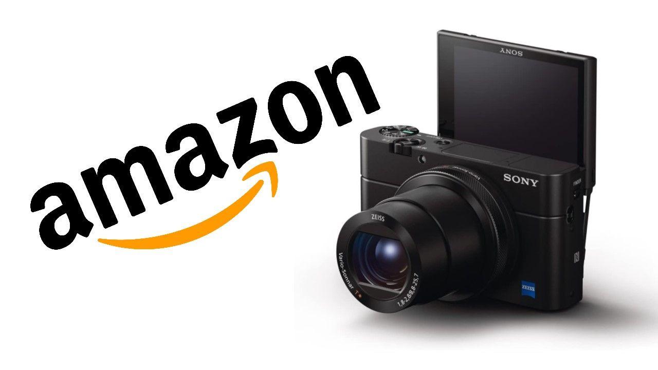 Sconto fotocamera Sony
