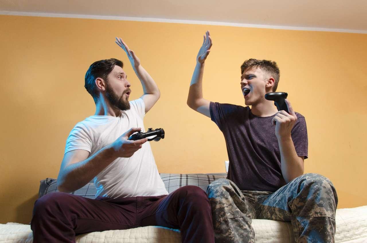 Gamers (Adobe Stock)