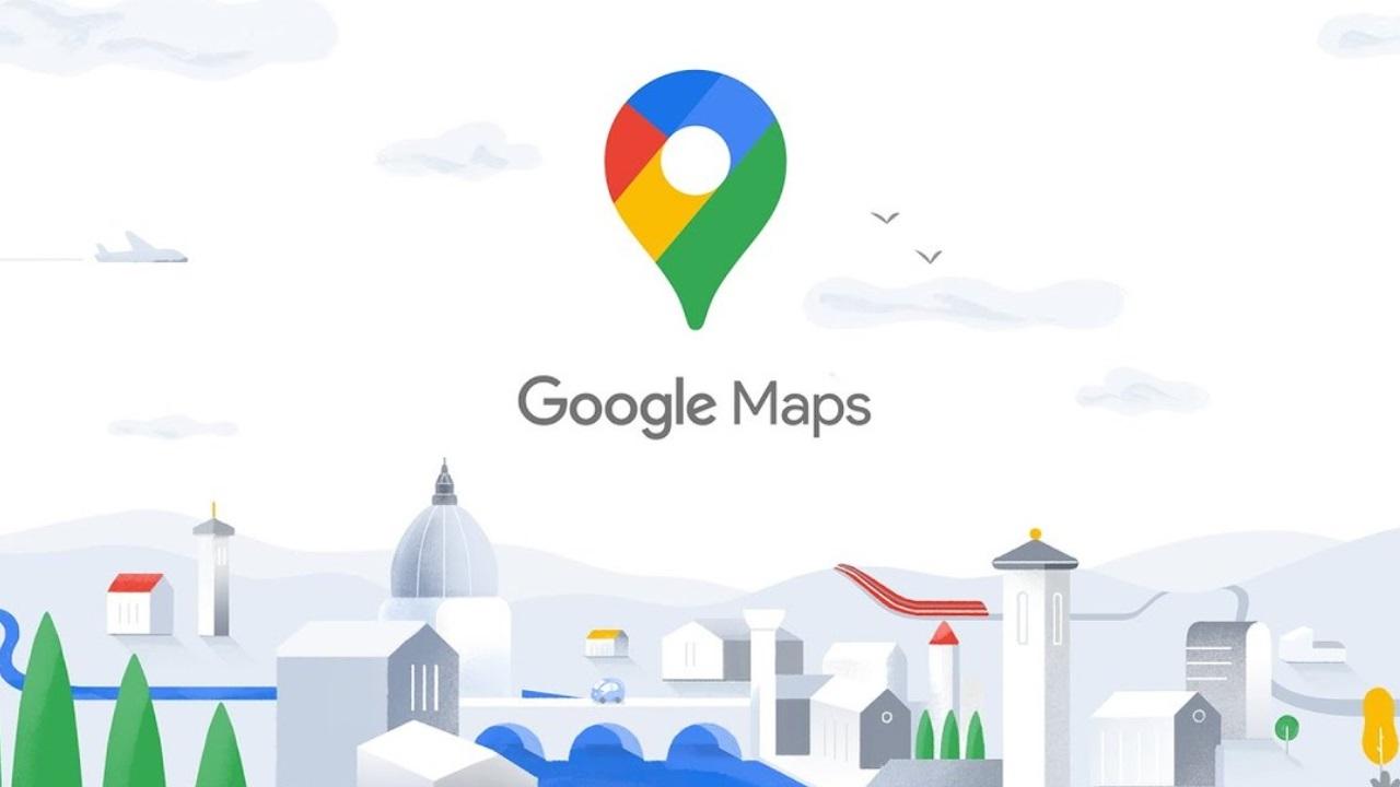 Applicazione Maps di Google