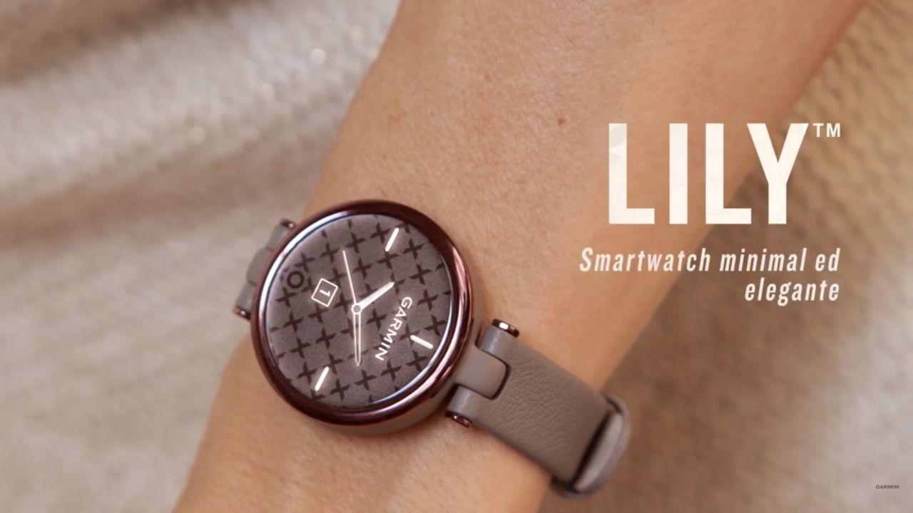Nuovo smartwatch Garmin