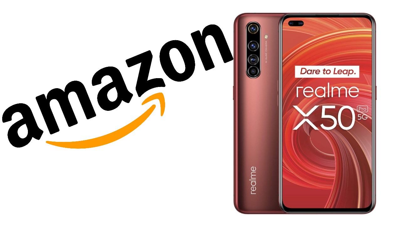 Offerta Amazon su Realme
