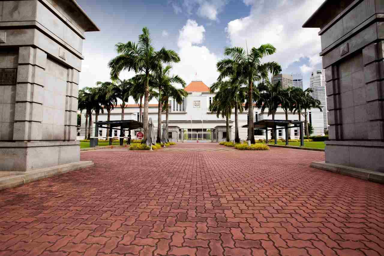 Parlamento Singapore (Adobe Stock)
