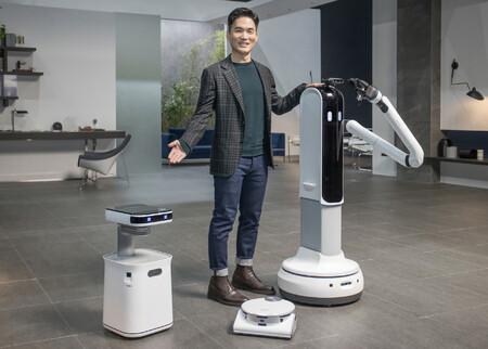 Samsung presenta il robot domestico