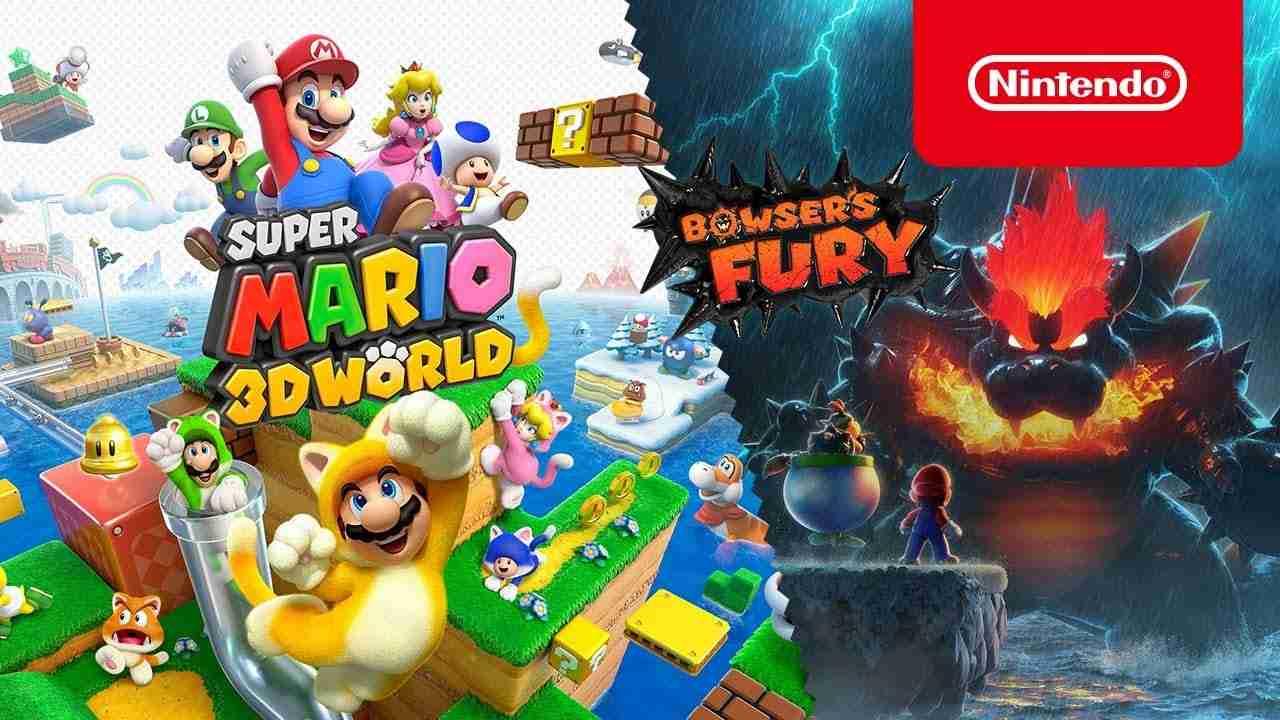 Super Mario 3D World + Bowser's Fury (Foto ufficiale)