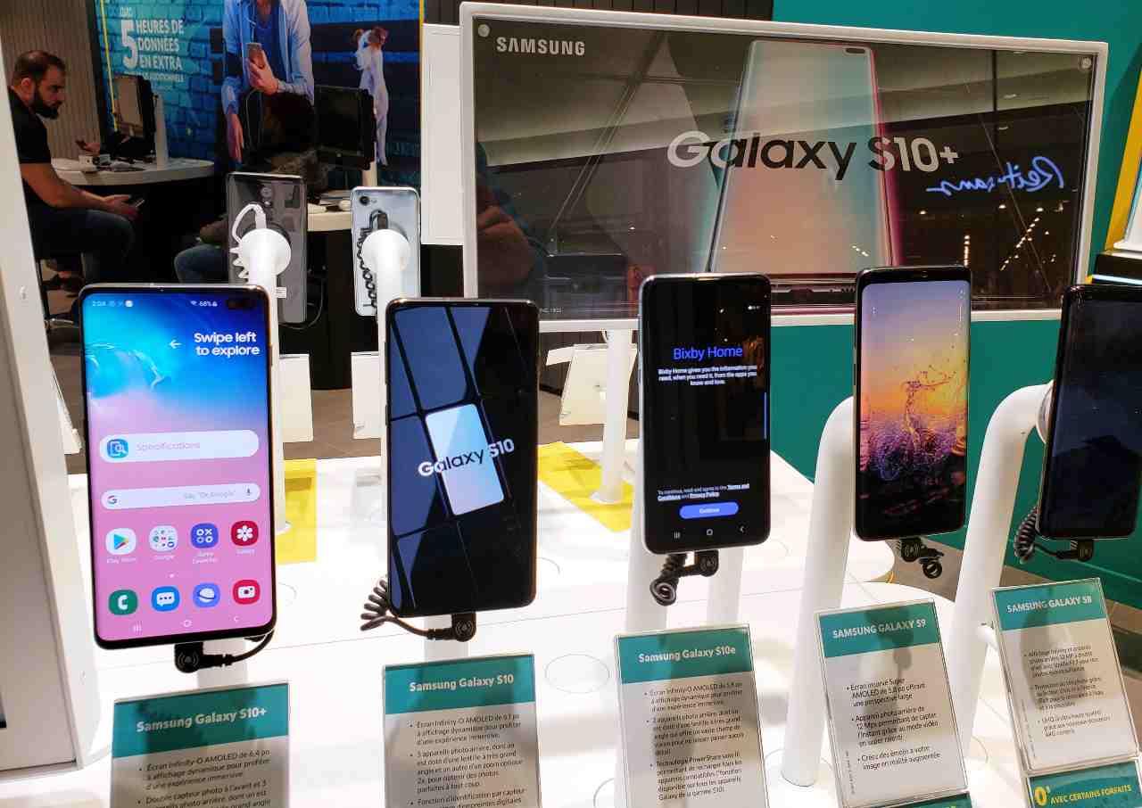 Samsung Galaxy (Adobe Stock)
