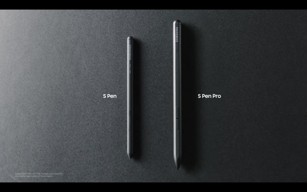 Samsung-S-Pen-Pro, una stilo più grande (foto: Samsung)