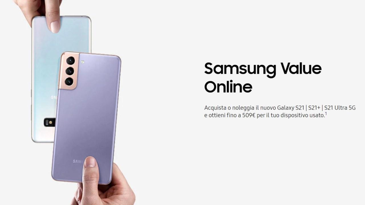 Samsung Value Online