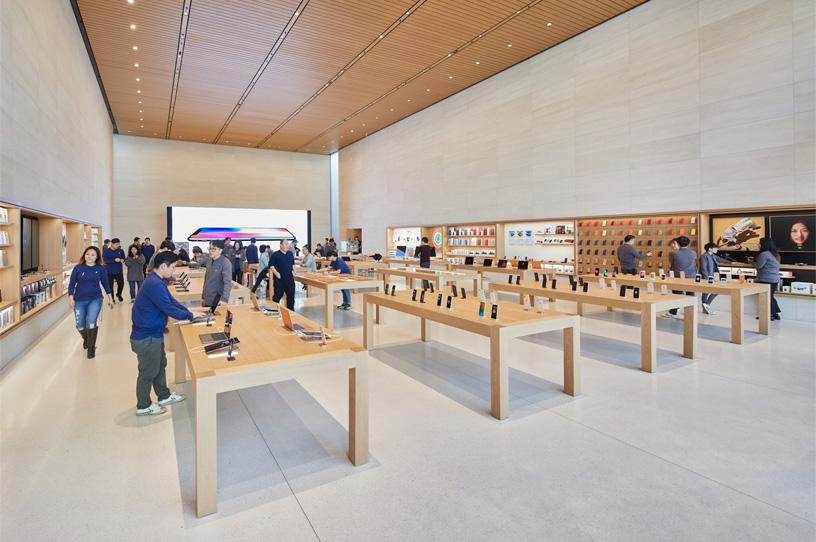 Apple nel 2021