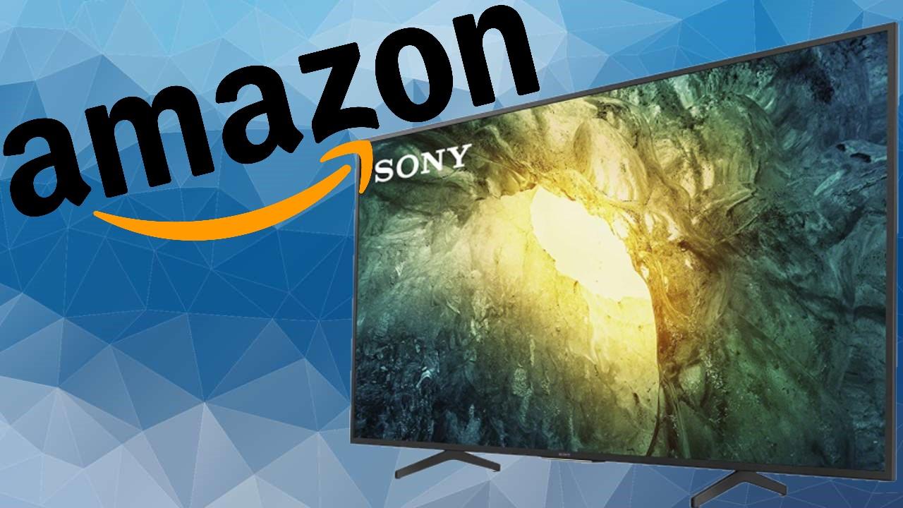 TV Sony in offerta su Amazon
