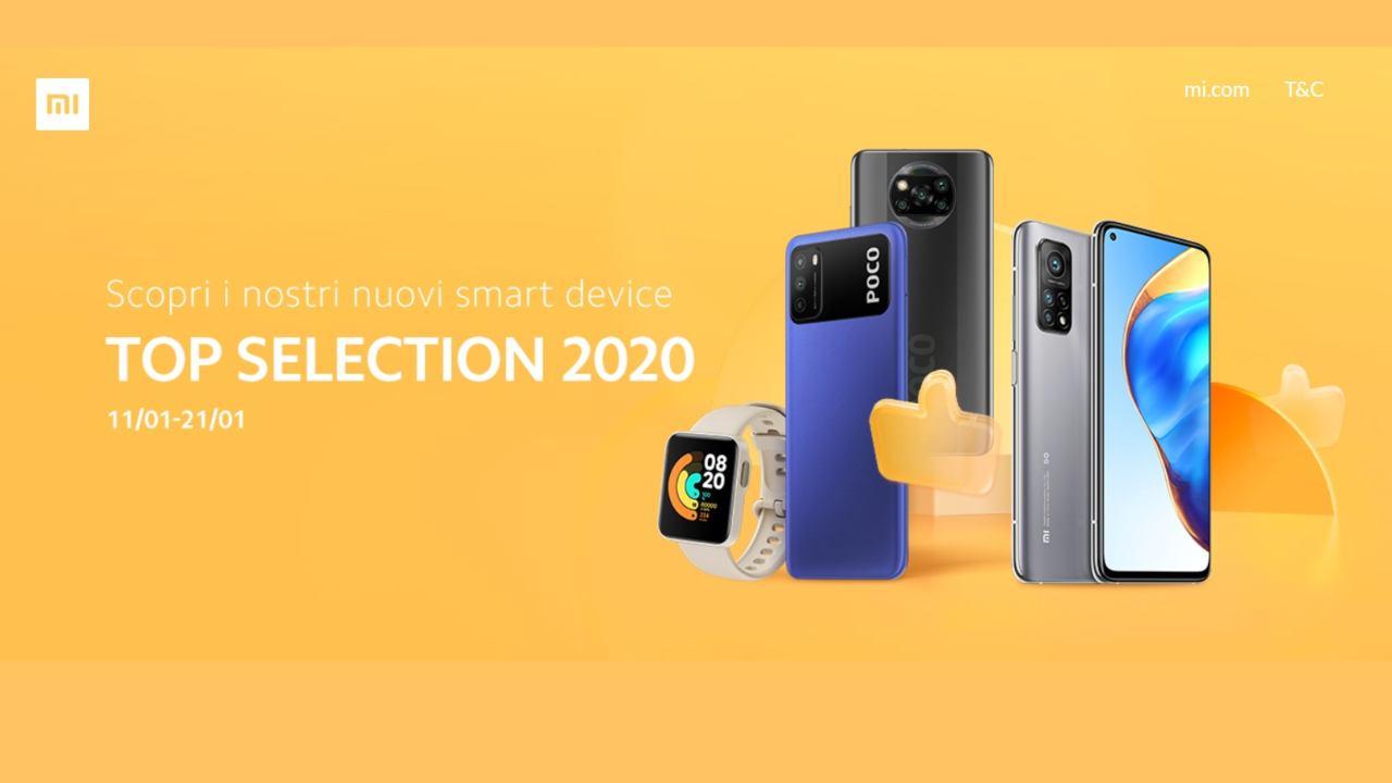 Top Selection Xiaomi