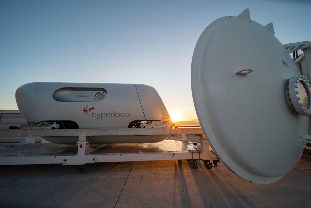 Virgin Hyperloop POD