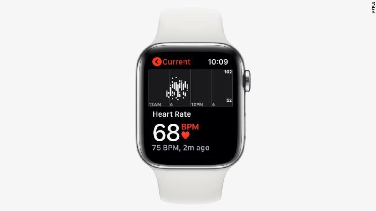 Apple Watch può prevedere l'infezione da covid
