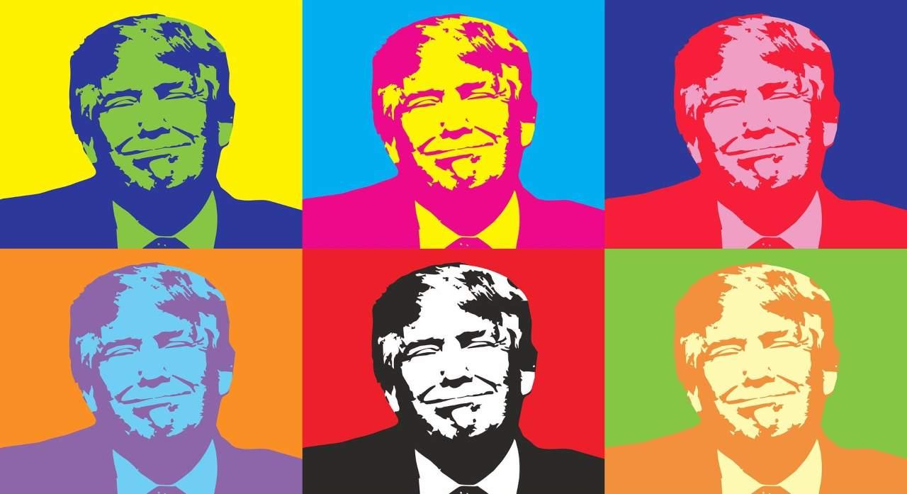 Donald TrL'ex presidente Donald Trump, bannato da Twitter