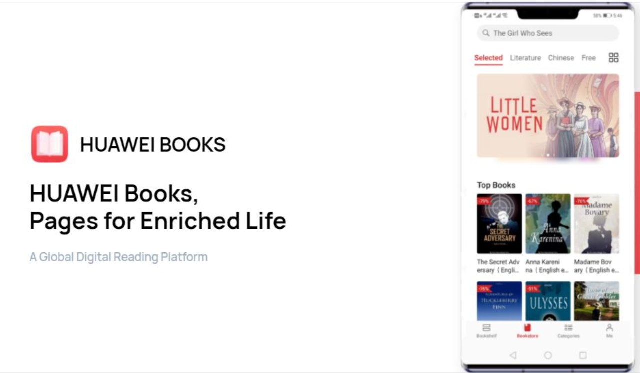 Huawei Books