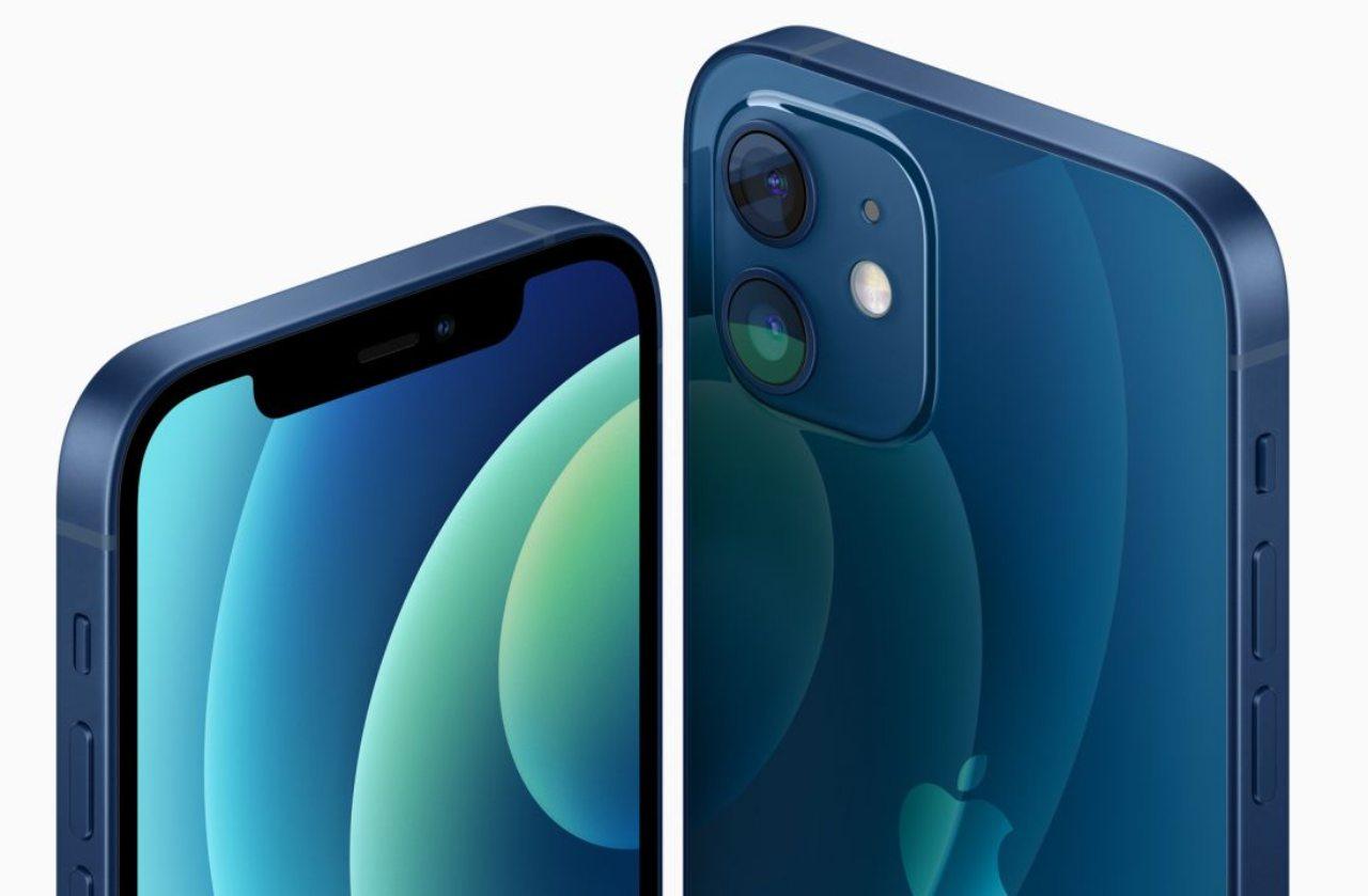 iPhone 12 Mini (Foto Apple)Mini (Foto Apple)