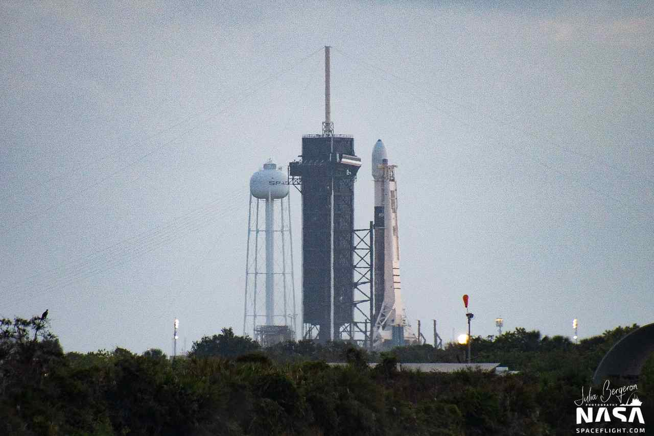 Kennedy Space Center SpaceX