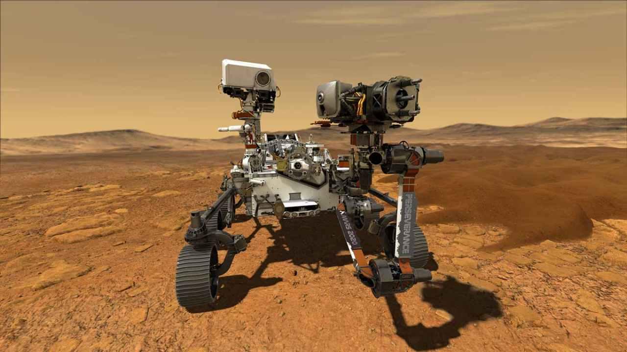 Quale suono ha Marte? (Foto Nasa)