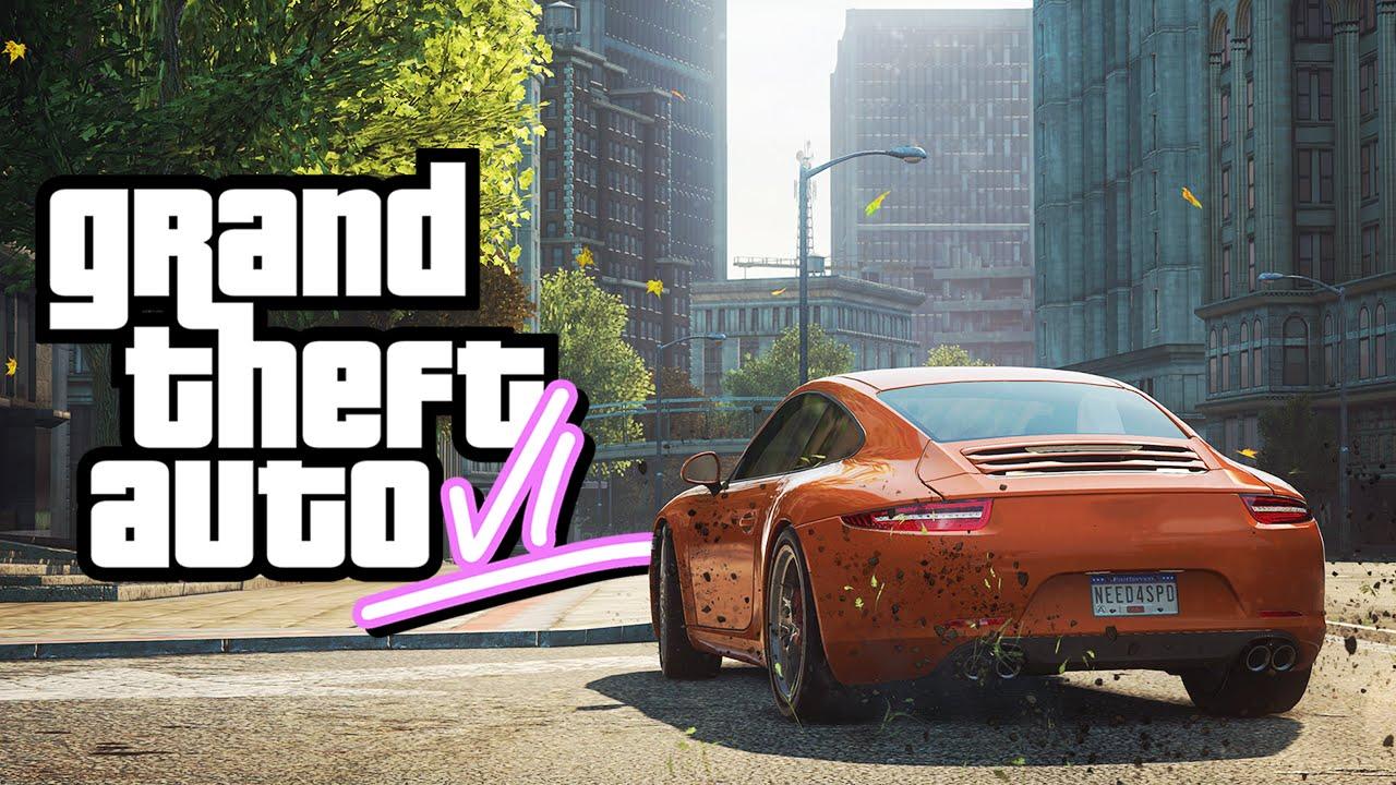 GTA 6 in sviluppo