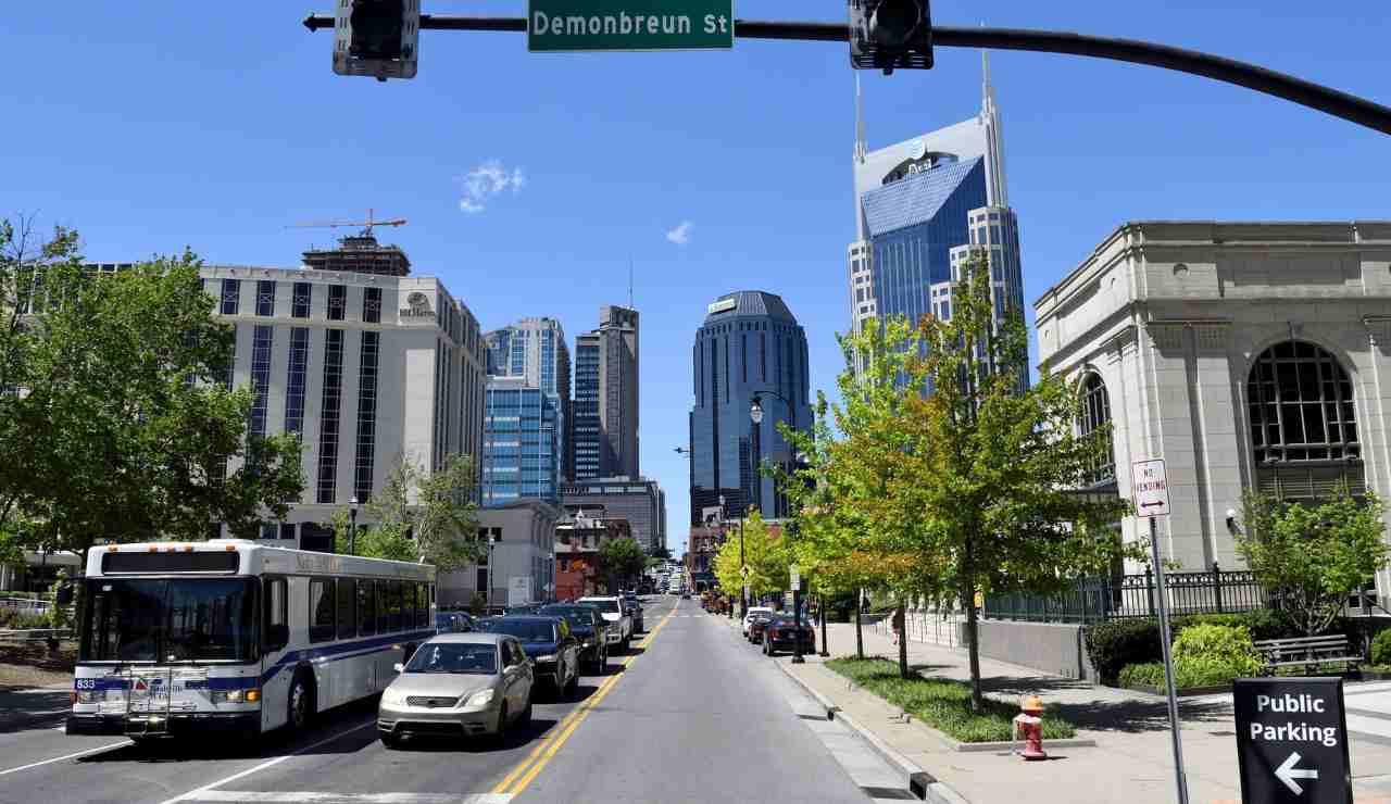 Nashville Amazon