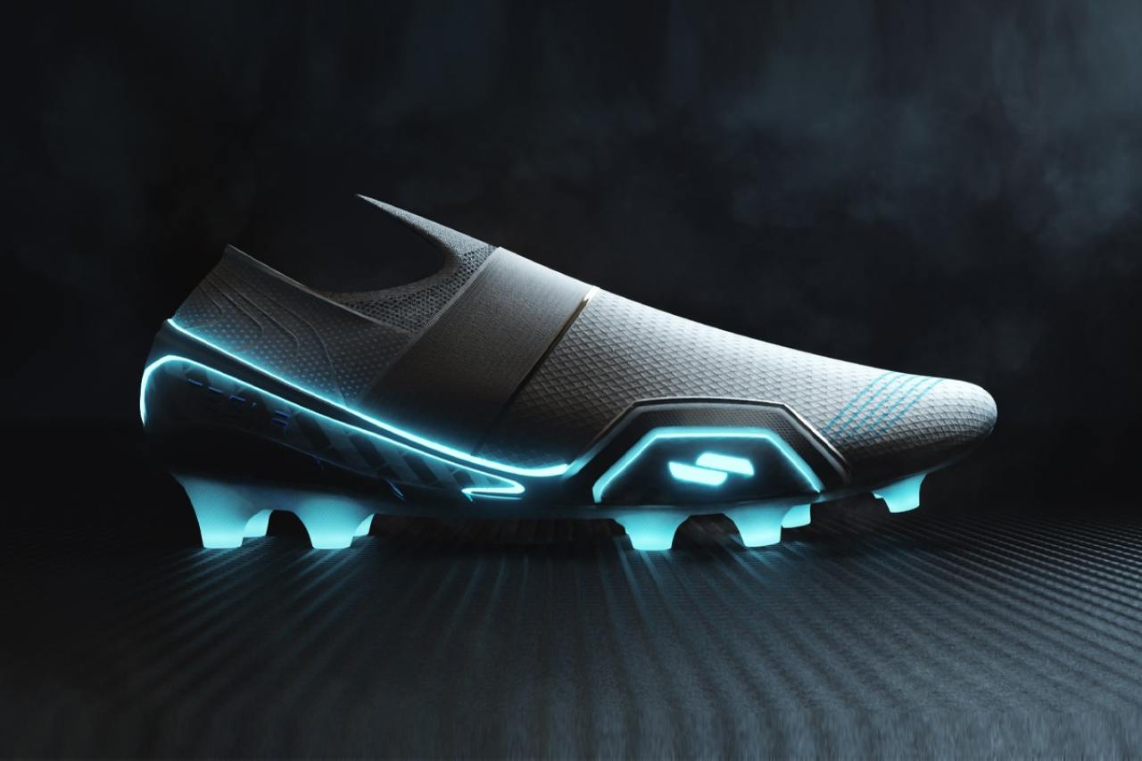 Ecco come Hussain Almossawi immagina le scarpe Tesla