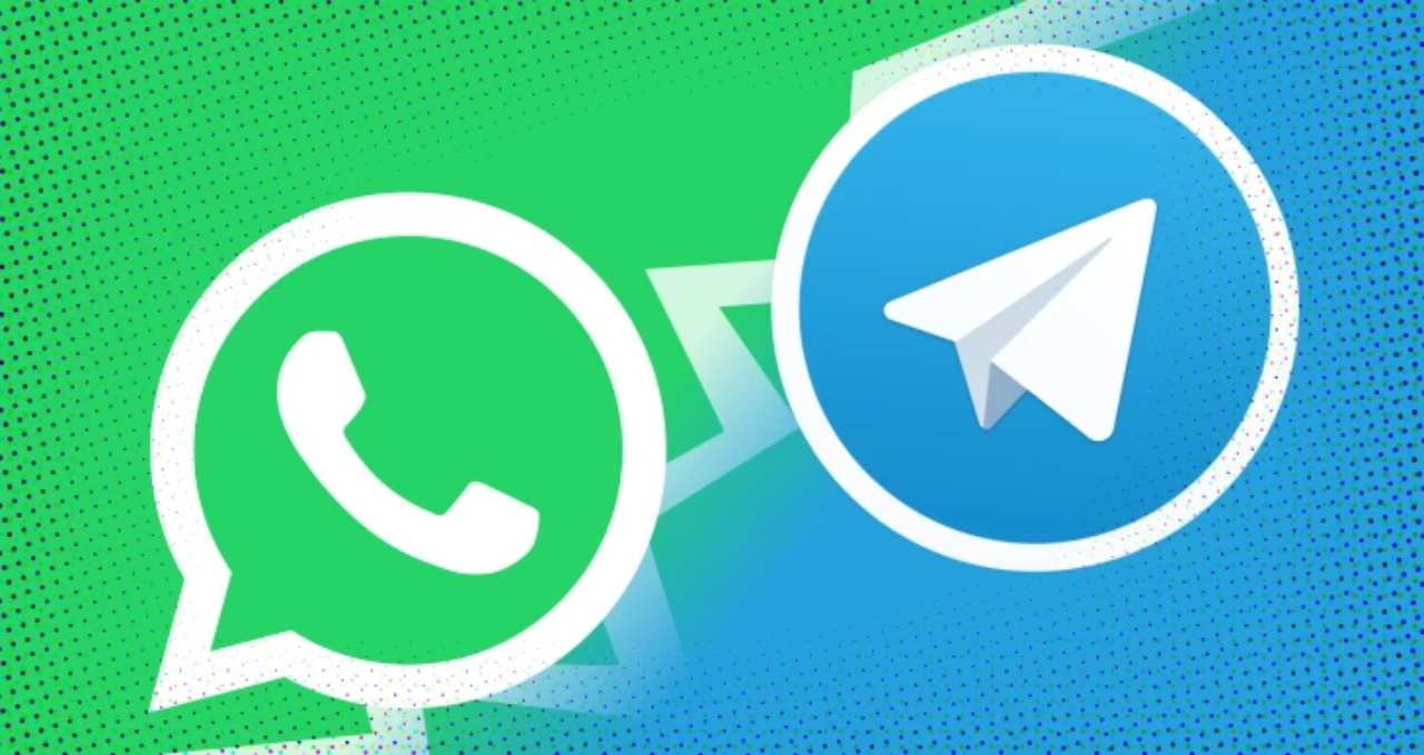 Telegram importa chat da WhatsApp