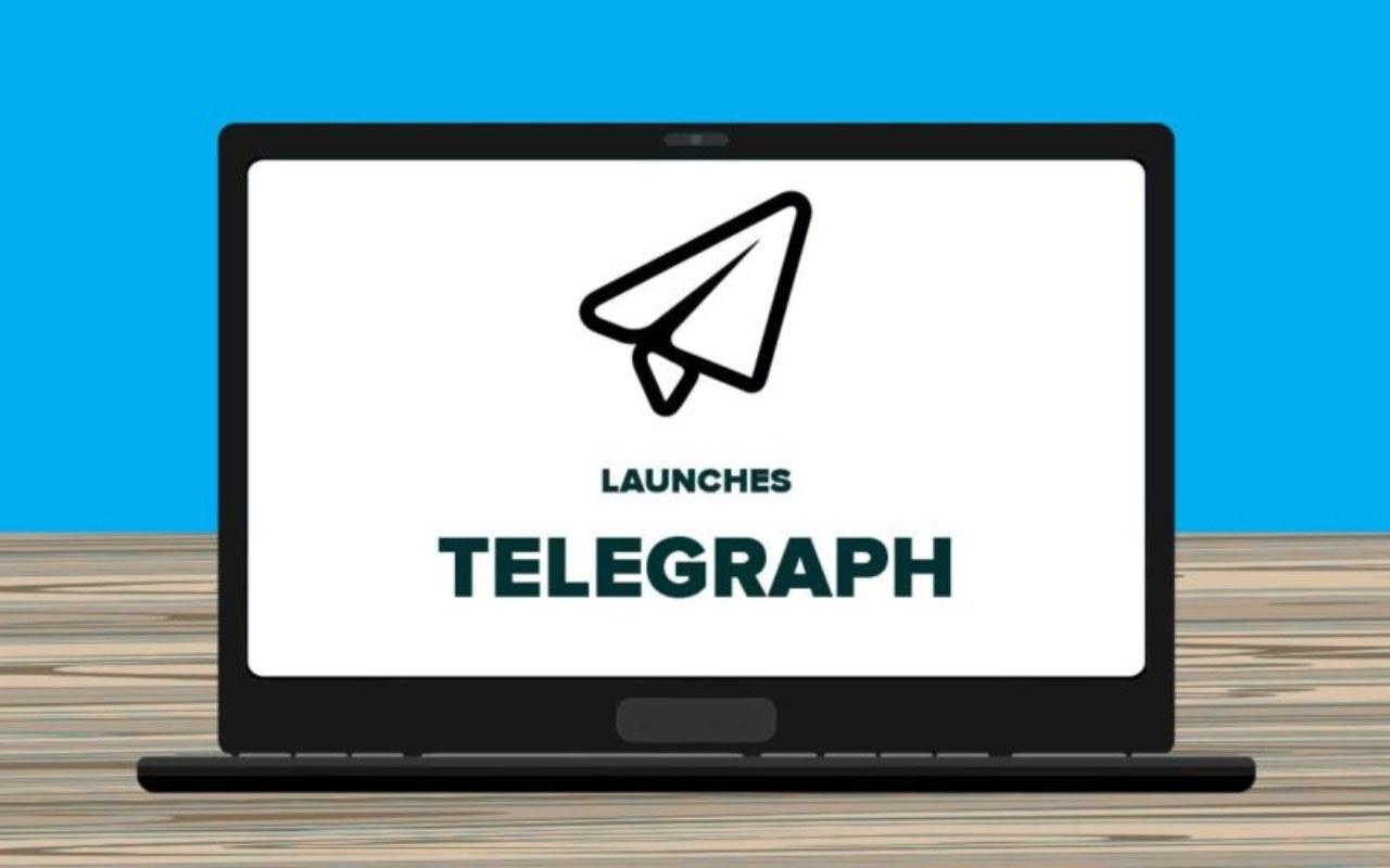 Telegraph, il logo