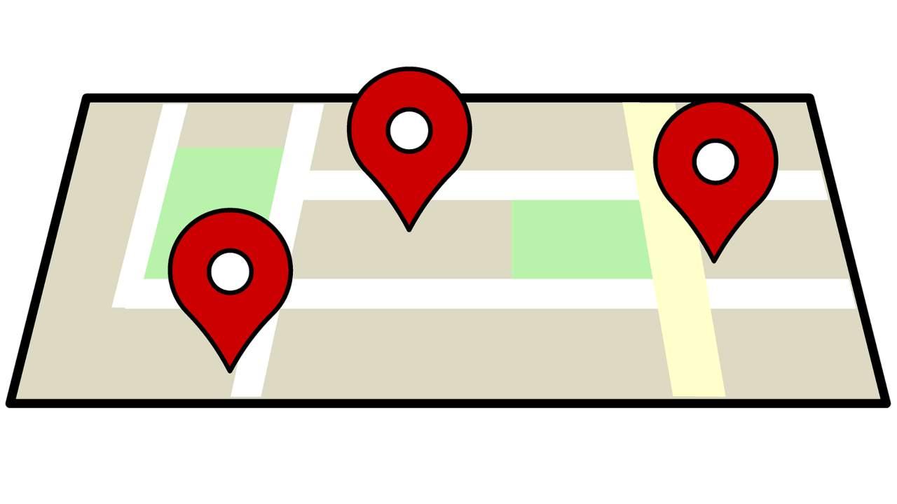 Una semplice triangolazione può rivelare dove ci troviamo (Pixabay)