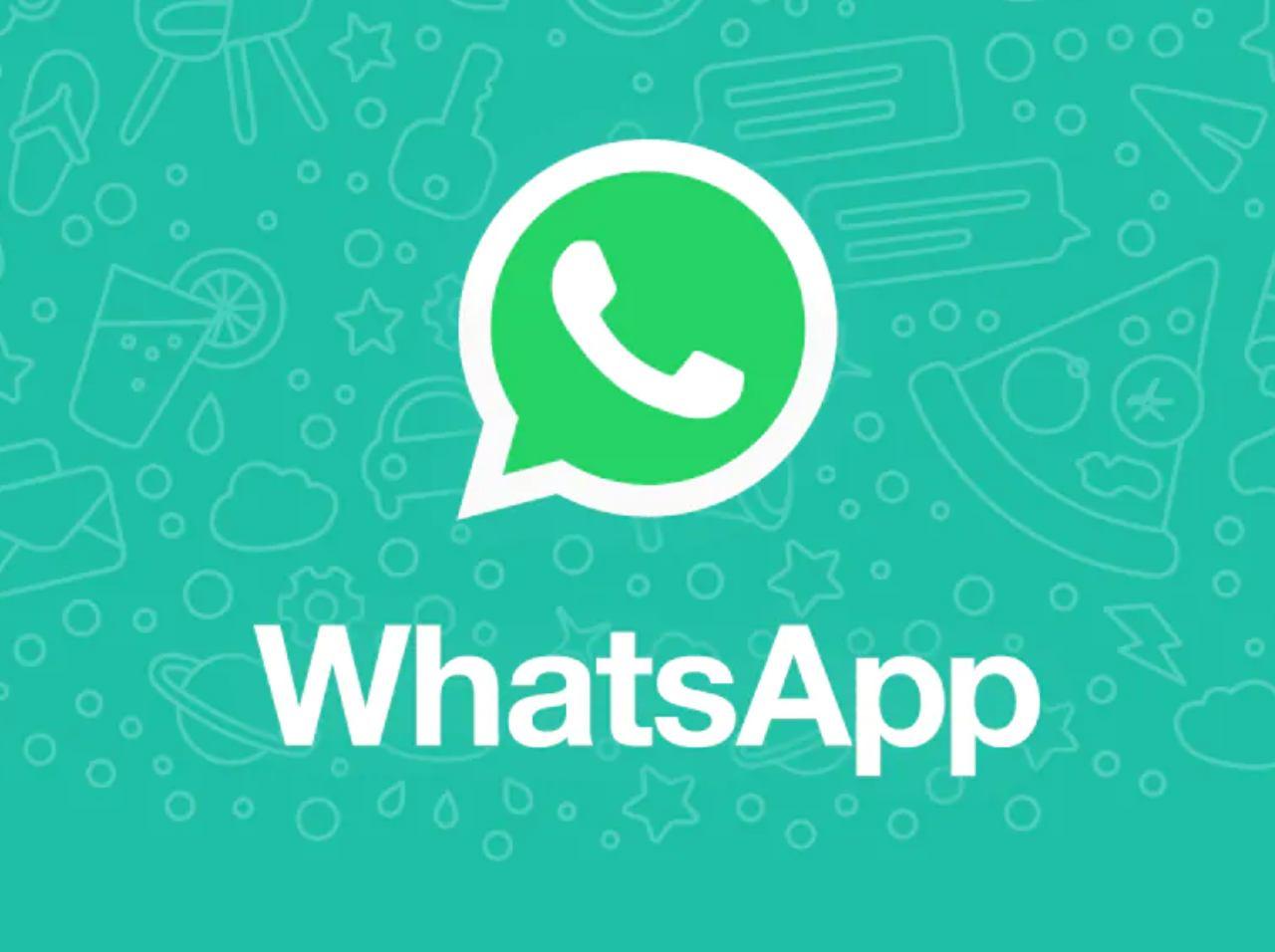 WhatsApp web, il logo