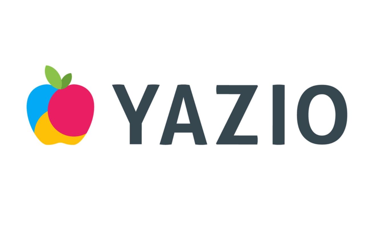 Il logo ufficiale di Yazio