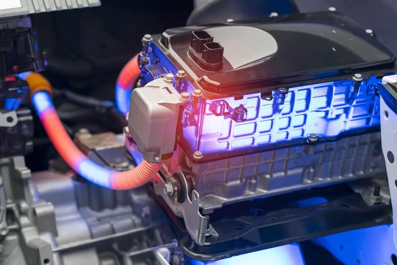 Accumulatore elettrico (Adobe Stock)