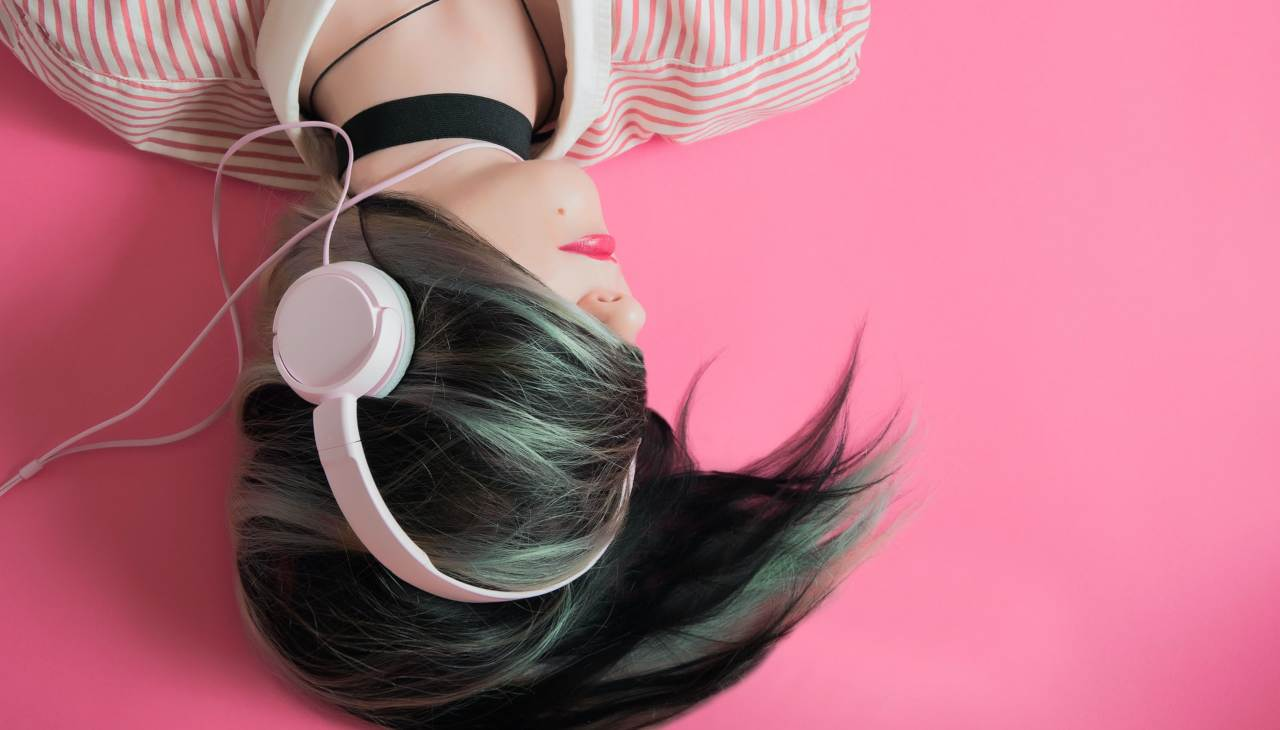 Musica in cuffia
