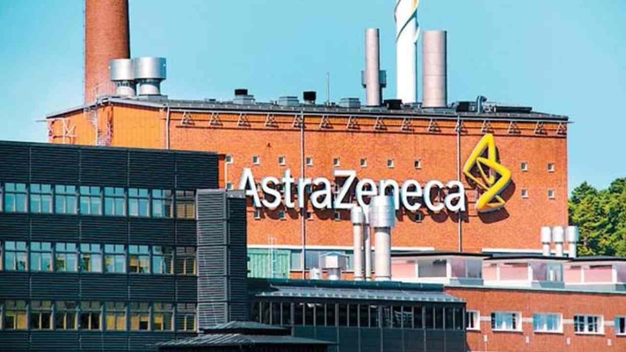 Stabilimento AstraZeneca