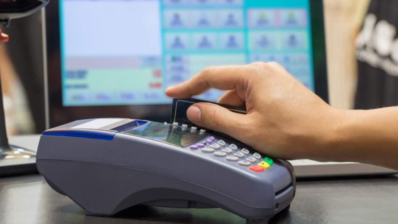 Lettore carte di credito