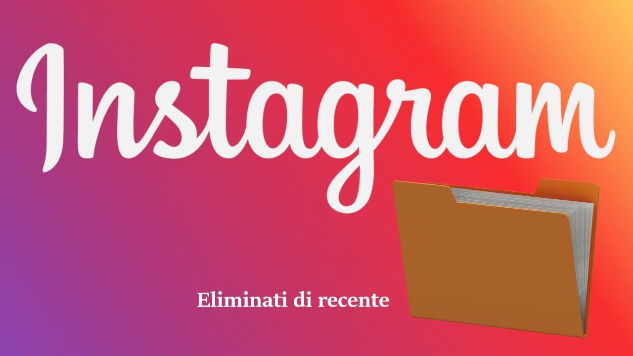 Nuova cartella Instagram