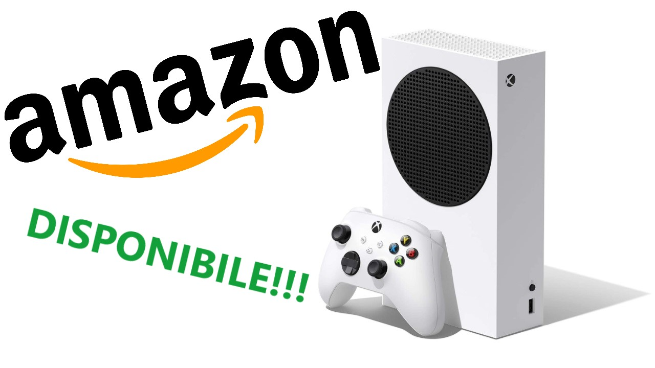 Serie S su Amazon
