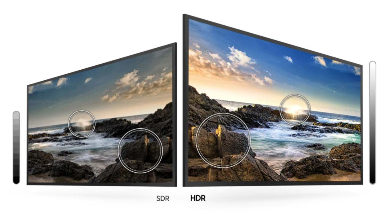 HDR Samsung